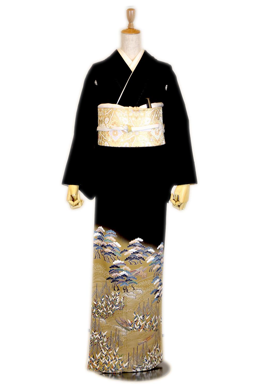 レンタルきもの 留袖-rt007
