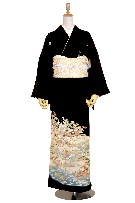 レンタルきもの 留袖-rt005