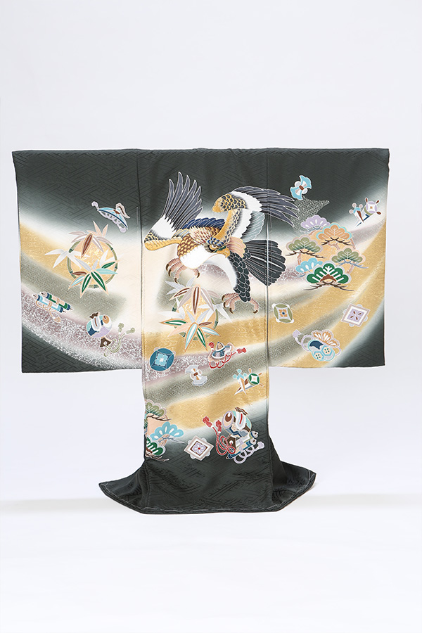 帯屋産着/お祝い着(男児)3005-201